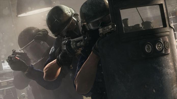 Sistema de Operadores garante habilidades diferentes aos integrantes de Rainbow Six Siege (Foto: Reprodução/Polygon)