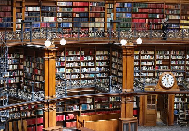 livros, livro, livraria, biblioteca (Foto: Christopher Furlong/Getty Images)