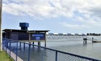 Após reforma, terminal marítimo é entregue (Divulgação/Prefeitura de Salvador)