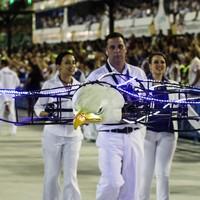 Anac notifica Portela por uso de drone (Rodrigo Gorosito/G1)