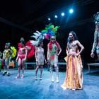 Concurso da Rainha Gay do Carnaval 2014 (Jonathan Lins/G1)