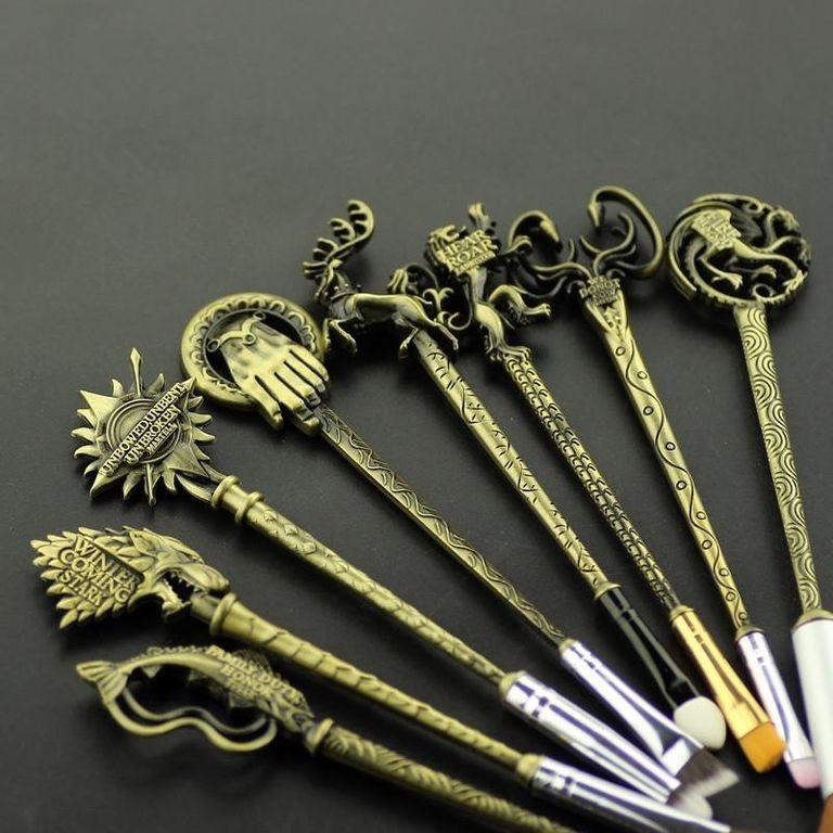 Pinceis de Game Of Thrones  (Foto: Divulgação)