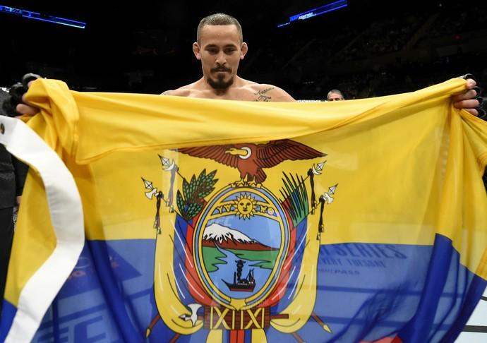 Marlon Vera x Brian Kelleher UFC Long Island (Foto: Getty Images)