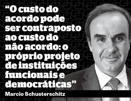Marcio Schusterschitz é procurador da República em São Paulo  (Foto: Divulgação)