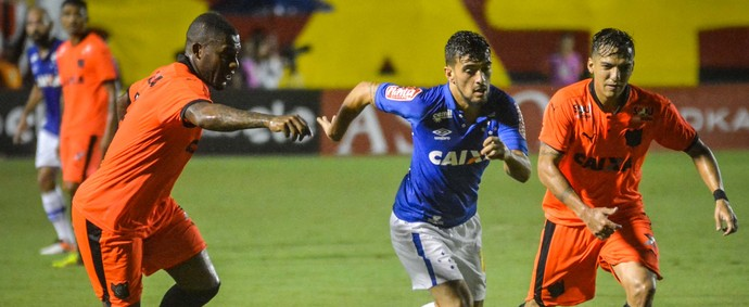 Assistir Cruzeiro x Vitória 2016
