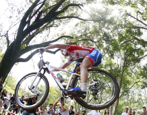 Copa Internacional de Mountain Bike Henrique Avancini (Foto: Bruno Senna/Divulgação)