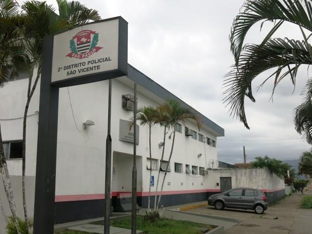 Caso está no 2º DP de São Vicente (Foto: Orion Pires / G1)