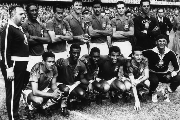 Resultado de imagem para brasil 1958