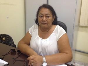 Josefa Camarão, de 63 anos, foi uma das sobreviventes da tragédia (Foto: Abinoan Santiago/G1)