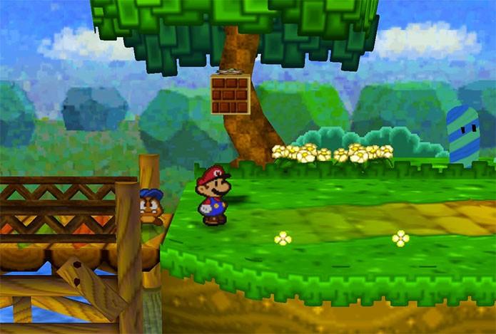 Paper Mario (Foto: Divulgação)