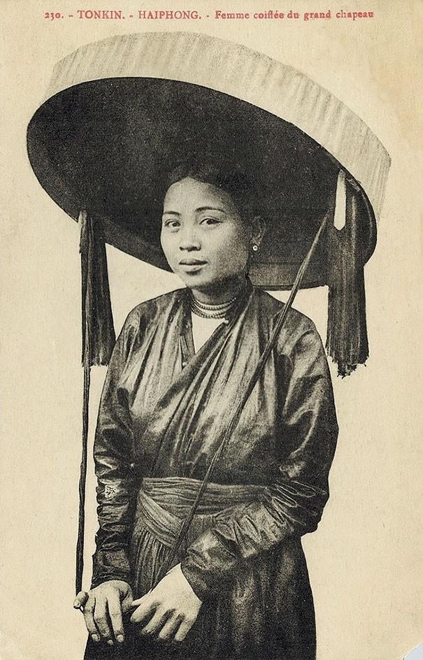 Jovem guerreira vietnamita (Foto: Flickr)