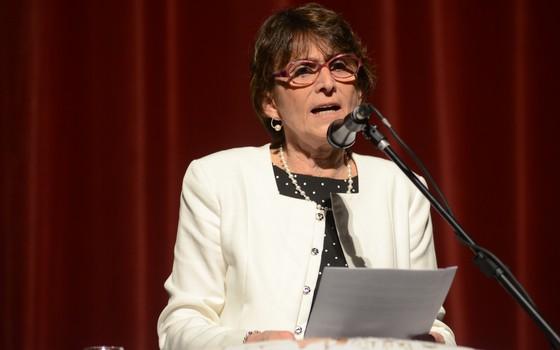 Helena Nader, bióloga e presidente da Sociedade Brasileira para o Progresso da Ciência (SBPC) (Foto: Divulgação/SBPC)