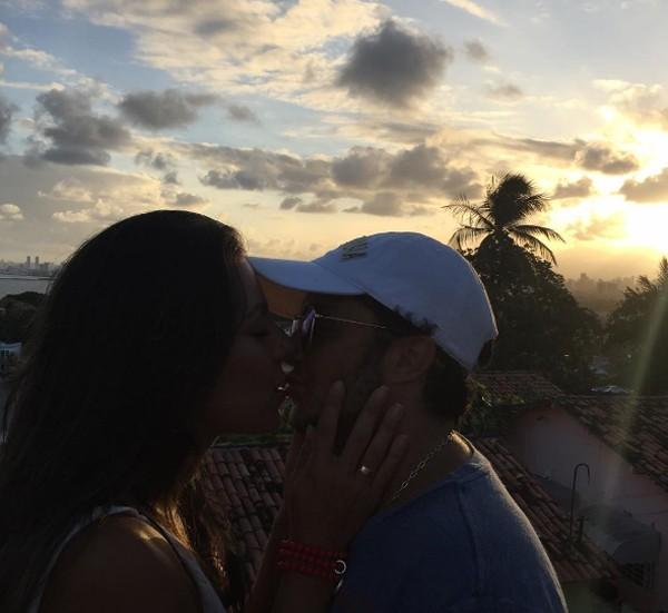 Thammy Miranda e Andressa Ferreira (Foto: Reprodução / Instagram)