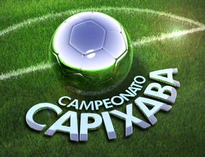 Campeonato Capixaba - Capixabão - Arte (Foto: TV Gazeta)