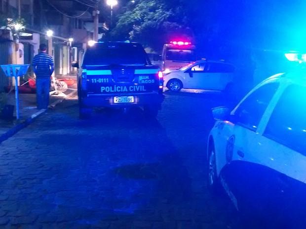 Polícia Civil investiga crime que assustou moradores do bairro Palmeiras (Foto: João Machado/Aquivo)