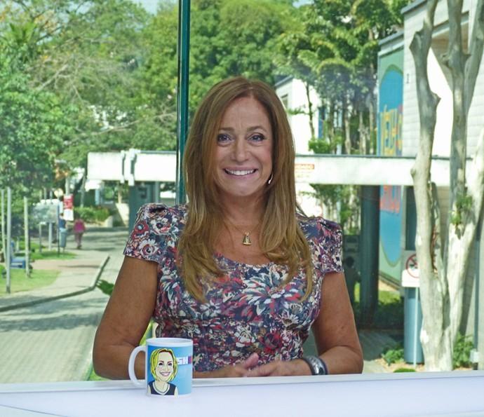 Susana Vieira vai estrelar nova montagem de Shirley Valentine, texto que foi levado aos palcos por Betty Faria em 2011 (Foto: Gshow/ Reprodução)