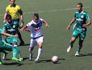 BLOG: Time da última divisão elimina Corinthians e Palmeiras e vai à semi do Paulista Sub-17
