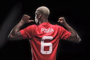 Pogba Manchester United (Foto: Reprodução / Facebook)