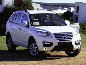 Primeiras impresses: Lifan X60