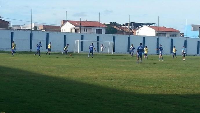 Reservas do Confiança fazem jogo-treino com Aquidabã (Foto: Divulgação/ADC)