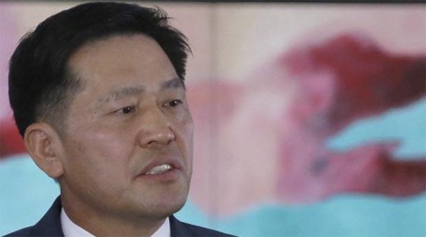William Lee, presidente da montadora Hyundai (Foto: Ailton de Freitas / O Globo)