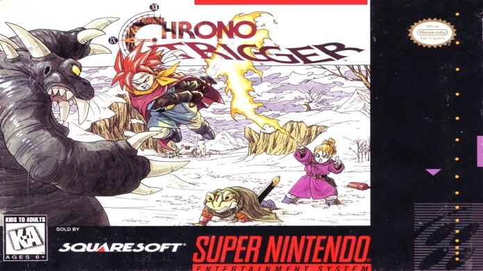 Chrono Trigger foi um grande marco para o Super Nintendo e até hoje é considerado um dos melhores RPGs do console (Foto: Reprodução/Chrono Wikia)