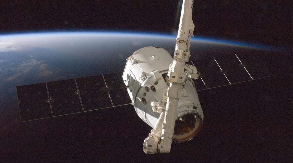 """Nave espacial da Nasa. O Founder Institute que lançar 500 """"negócios espaciais"""" até 2025 (Foto: Pexels)"""