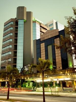 Holiday Inn, em Porto Alegre, receberá seleções durante a Copa 2014 (Foto: Holiday Inn/Divulgação)