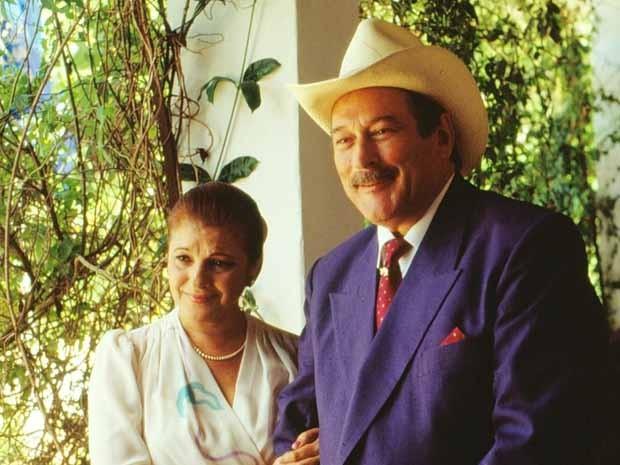 Yara Amaral e Paulo Goulart em