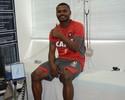 """Com pré-temporada completa, Nikão mira """"condição ideal"""" no Atlético-PR"""