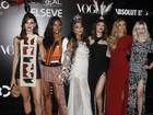 Veja os looks de famosas como Juliana Paes, Grazi Massafera e Sabrina Sato em baile de carnaval