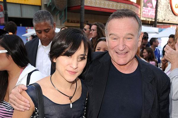 Zelda e Robin Williams (Foto: Getty Images)