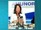 Prefeitos e ex-prefeitos são suspeitos de desviar R$ 300 mil da Amunorpi