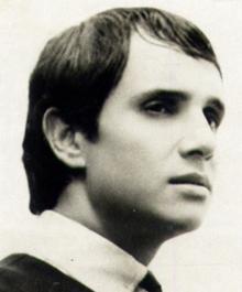 Roberto na fase Beatles (Foto: Reprodução/Arquivo Pessoal)