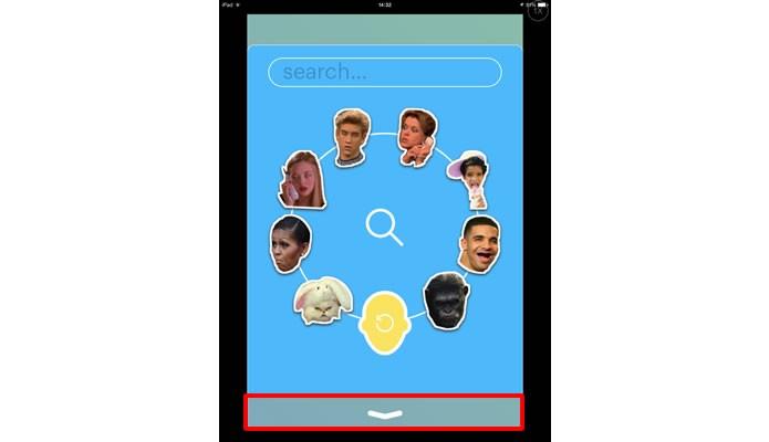 Selecione o comando em destaque para acessar a criação de emojis (Foto: Reprodução/Daniel Ribeiro)