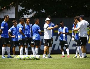 Santos Treino (Foto: Ricardo Saibun/Divulgação Santos FC)