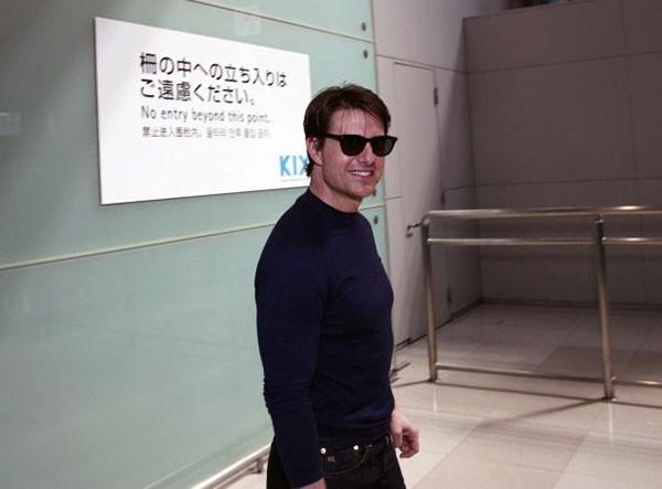 Tom Cruise (Foto: Twitter)