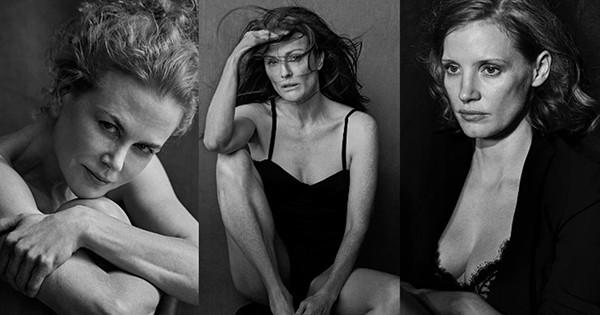 Nicole Kidman, Julianne Moore, Jessica Chastain (Foto: Divulgação)