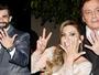 Laura Keller ou Fábio Jr? Quem fez a melhor cerimônia de casamento? Vote!