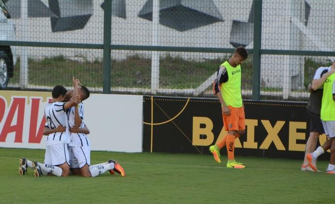 Bragantino x União Mogi Copa São Paulo de Futebol Júnior (Foto: Cairo Oliveira)