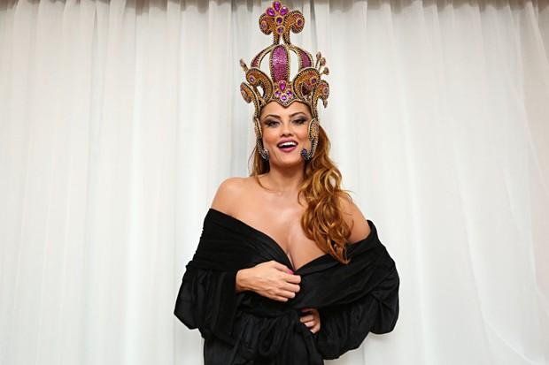 Ellen Rocche (Foto: Celso Tavares / Ego)