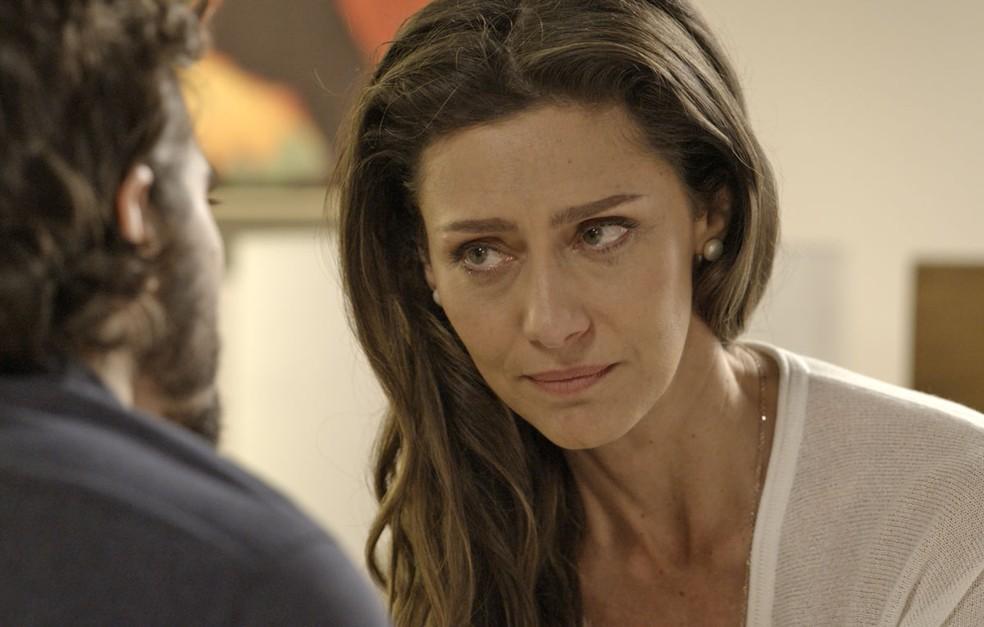 """""""É  isso, Ruy! Não tenho mais como duvidar que seu pai está tendo um caso!"""" (Foto: TV Globo)"""