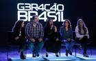 Os cinco se reúnem na coletiva e apresentam a novela (Foto: Felipe Monteiro / TV Globo)