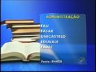 Onze cursos superiores do noroeste paulista são reprovados no Enade