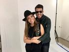 Solange Almeida comemora parceria musical e grava clipe toda estilosa