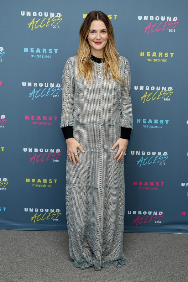 A atriz Drew Barrymore (Foto: Getty Images)