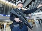 Voos para Bruxelas serão desviados para Frankfurt após atentados