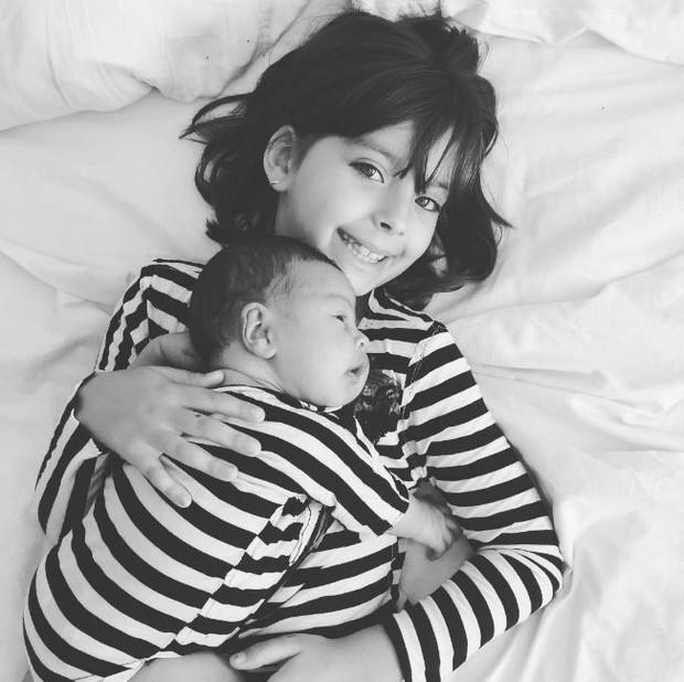 Filhos de Bela Gil (Foto: Instagram / Reprodução)