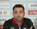 Com sonho de treinar Barça, Xavi acha normal desgaste de técnicos no clube