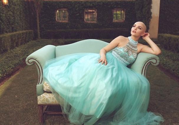 ensaio de princesa (Foto: Gerardo Garmendia)